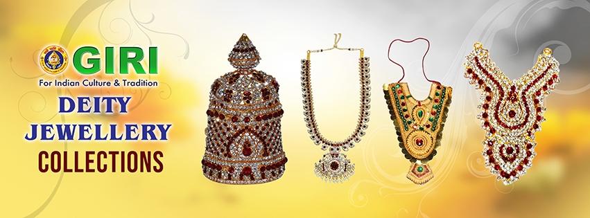 Deity Jewellery