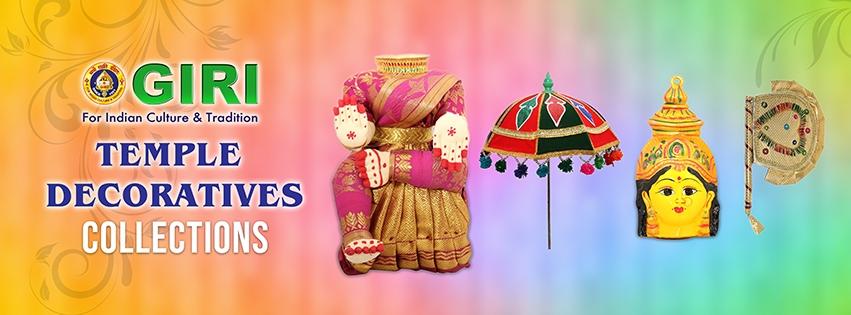 Temple Decoratives
