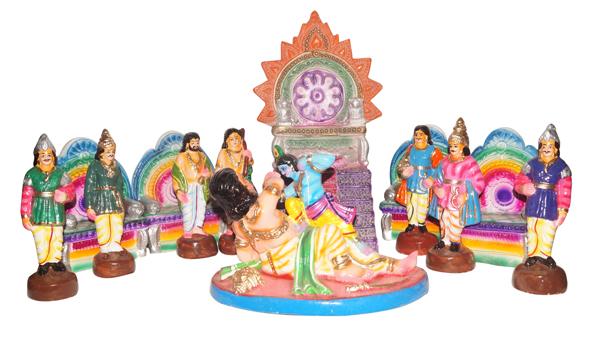 Kamsa Vadham