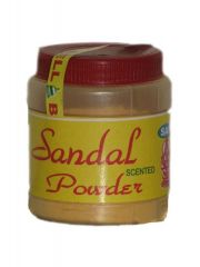 Bell Sandal Sar Scented Powder Box 50Gms