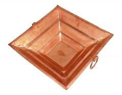Havan Kund Without stand Square