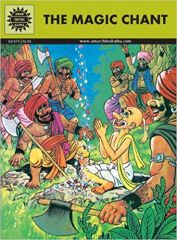 The Magic Chant-Lessons in living from the jataka tales - English
