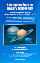 A Complete Book On Horary Astrology-Vkc